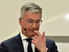 Audi-topman Stadler gearresteerd om sjoemelsoftware-affaire