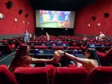 Filmfans halen opgelucht adem: eindelijk weer naar de bios