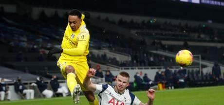 Fulham pakt punt bij Spurs: vijfde gelijkspel op rij voor Tete en co