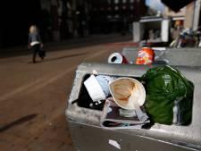 Prullenbakken puilen uit tijdens Glow: Ergon verdriedubbelt aantal bakken