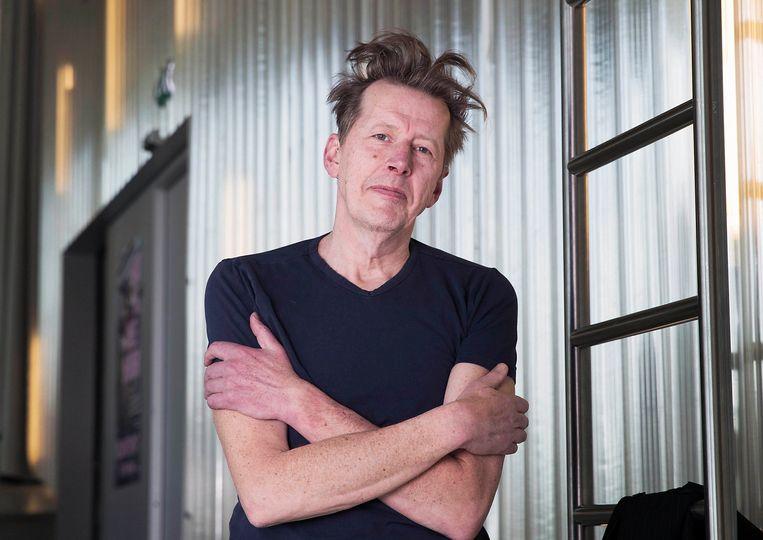 Jan Rot: 'Engelse liedjes hebben extreem vaak dezelfde klank in een zin.' Beeld Werry Crone