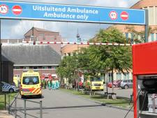 Ziekenhuis Roermond stelt operaties uit om brand