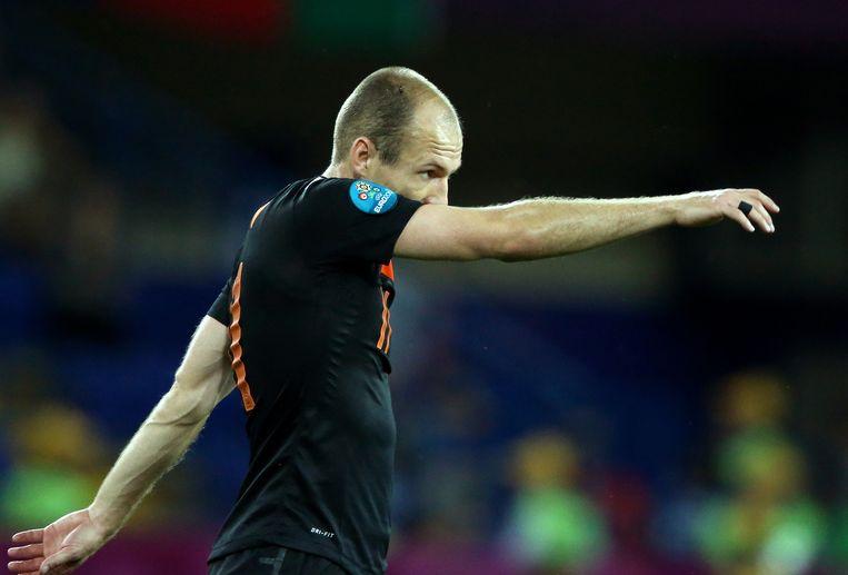 Arjen Robben. Beeld ANP