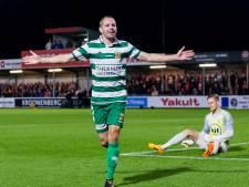 Go Ahead wint topper van Almere en profiteert van puntenverlies Sparta