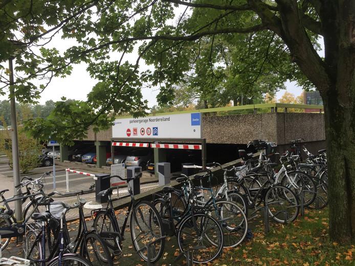 Parkeergarage Noordereiland Zwolle