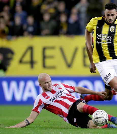Blessure Hendrix valt mee, Feyenoord-thuis lijkt haalbaar