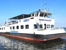 Bus vervangt de veerpont  tussen Zeewolde en Horst