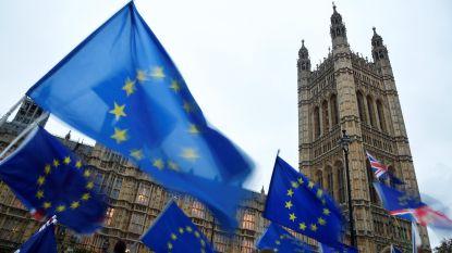 Brits parlement stemt op 11 december over brexitakkoord met EU
