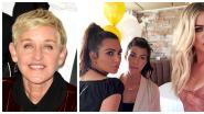 Ellen DeGeneres en de Kardashians hebben de meeste 'fake' Instagramvolgers