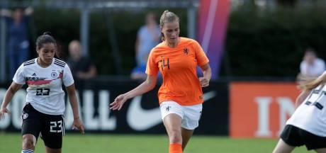 Drietal PEC Zwolle naar Verenigde Staten met Oranje O18