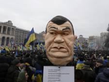 President Oekraïne naar Rusland voor lening