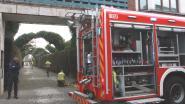 Drie gasten geëvacueerd na brandje in Salons Cortina
