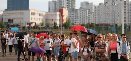 Rellen in Wit-Rusland na dubieuze verkiezingszege president Loekasjenko