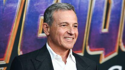 Disney-CEO's geven hun loon op tijdens coronacrisis