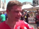 Hofland voelt zich goed na uitrijden Giro