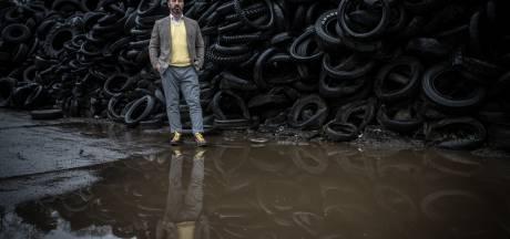 Omstreden bandenverwerker uit Almen mag niet naar Zutphen verhuizen door stikstofuitspraak