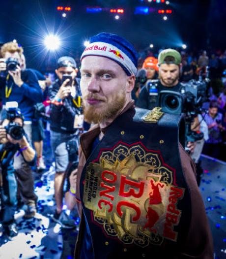 Tilburgse wereldkampioen breakdancen Van Gorp moet nog vier jaar soepel blijven