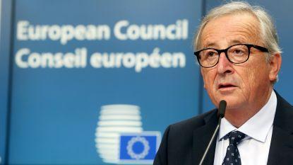 Juncker kwaad op parlementsleden die  stakende tolken steunen