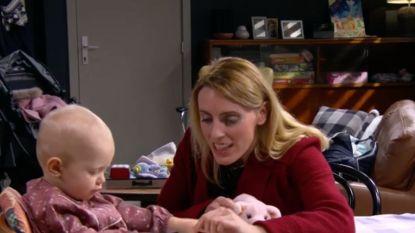 Uitzonderlijk: deze actrice is nu zowel in 'Thuis' als 'Familie' te zien