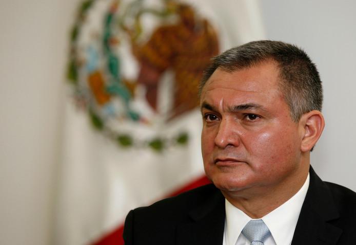 Genaro Garcia Luna.