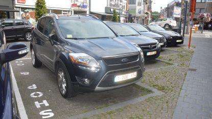 Stad betaalt parkeerboetes van mindervaliden die in shop & go-zone parkeerden terug