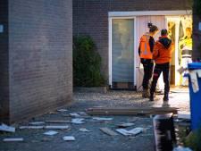 Politie gaat uit van misdrijf bij explosie in Zwolle
