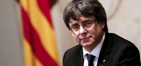 Madrid activeert arrestatiebevel voor voormalige Catalaanse premier Puigdemont