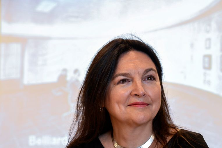 Minister Marie Christine Marghem is van mening dat België zich niet mag moeien in de Spaanse crisis.
