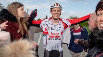 """Arne Marit opent het wielerseizoen in Brussel-Opwijk: """"Ik heb er een goede winter opzitten"""""""