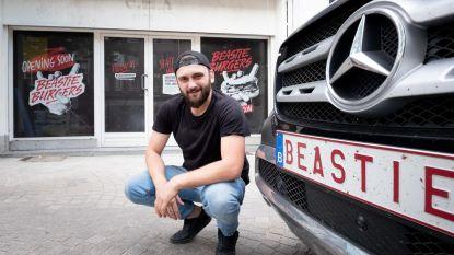 Beastie Burger schenkt het volk burgers en rock 'n roll