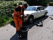 Jongetje gewond bij botsing met twee auto's in Kruiningen