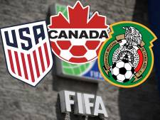 WK van 2026 in VS, Canada en Mexico