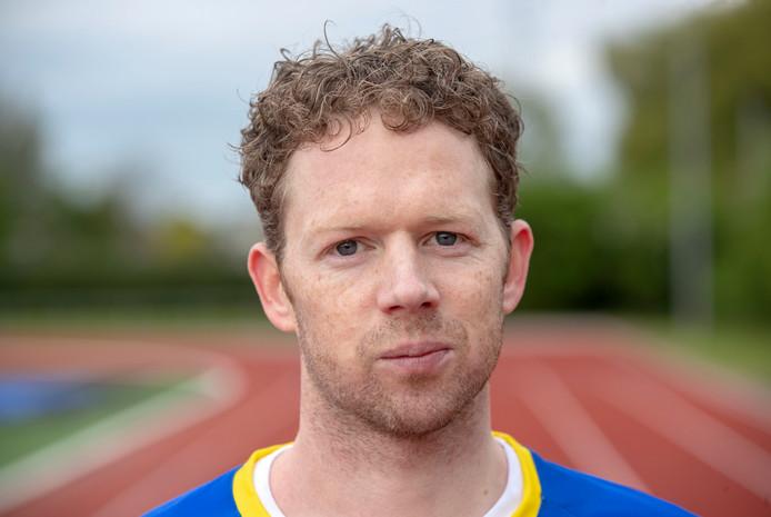Triatleet Vincent Böhm.