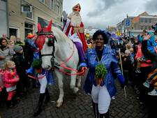 Sinterklaas en zijn pieten in de regio