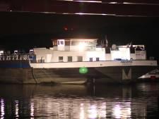 Aanvaring tussen olietanker en vrachtschip op Schelde-Rijnkanaal bij Rilland