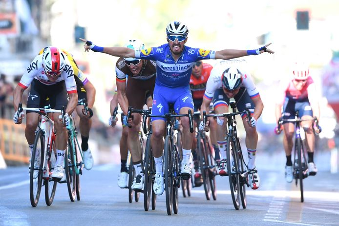 Vainqueur des deux courses l'an dernier, Julian Alaphilippe défendra ses titres sur les Strade Bianche et Milan-Sanremo début août.