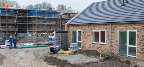 Raalter bouwproject Burgemeesterkwartier loopt vertraging op