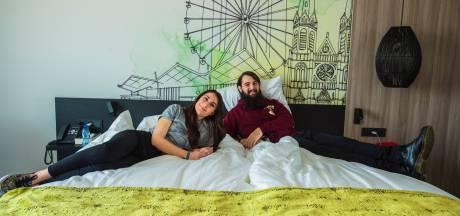Corona raakt Tilburgse hotels hard: 'Misschien moeten we een speciaal arrangement maken voor Brabanders'