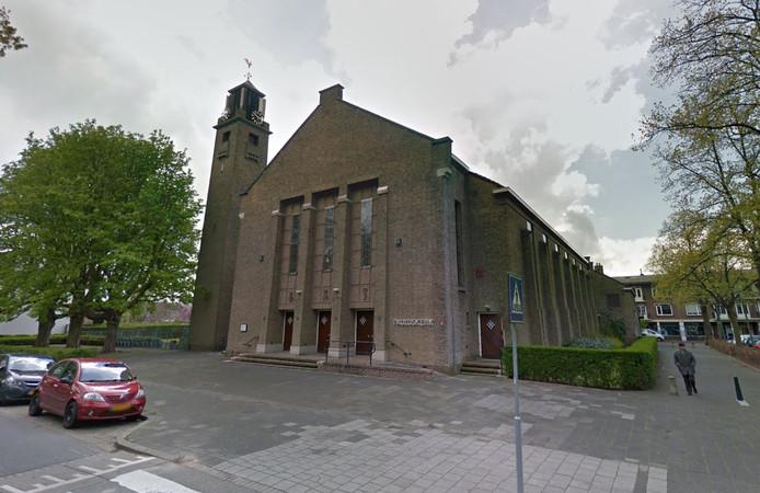 De Pauluskerk in Dordrecht.