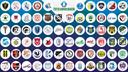 Alle ploegen in de KNVB-beker