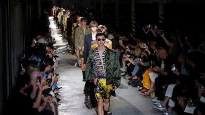 Dit dragen mannen volgende zomer volgens de Belgische ontwerpers: leggings, korte shortjes en prints
