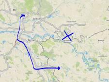 A3 bij Emmerich tot vanavond dicht: extra verkeer op A50, A73 en A77