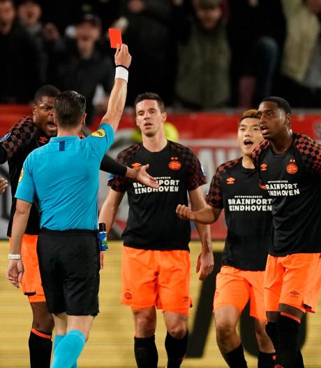 Van PSV mag aan de bal meer gevraagd worden