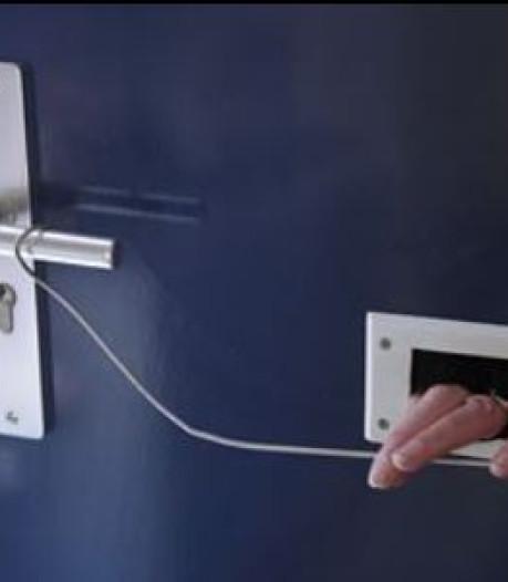 Politie Houten waarschuwt: Draai deur op nachtslot