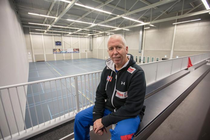 Willy van de Mortel organiseert Teakwondo-toernooi in Sporthal Suytkade Helmond
