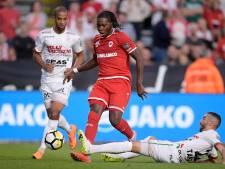 Royal Antwerp naar derde plaats in Belgische competitie