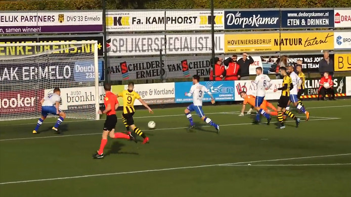DVS'33 - HSV Hoek