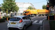 Proefopstelling veroorzaakt extra verkeershinder