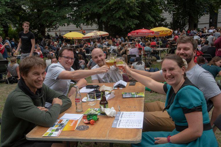 Het Gents Bierfestival is toe aan zijn tiende editie.