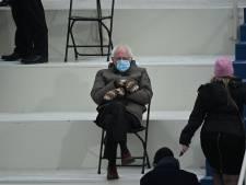 L'apparition remarquée de Bernie Sanders lors de la cérémonie d'investiture